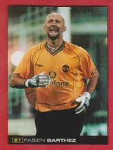 Manchester United Fabian Barthez France
